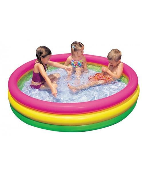 Bể bơi phao 3 tầng 1m14 INTEX 57412