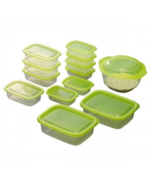 Bộ 13 hộp đựng thực phẩm